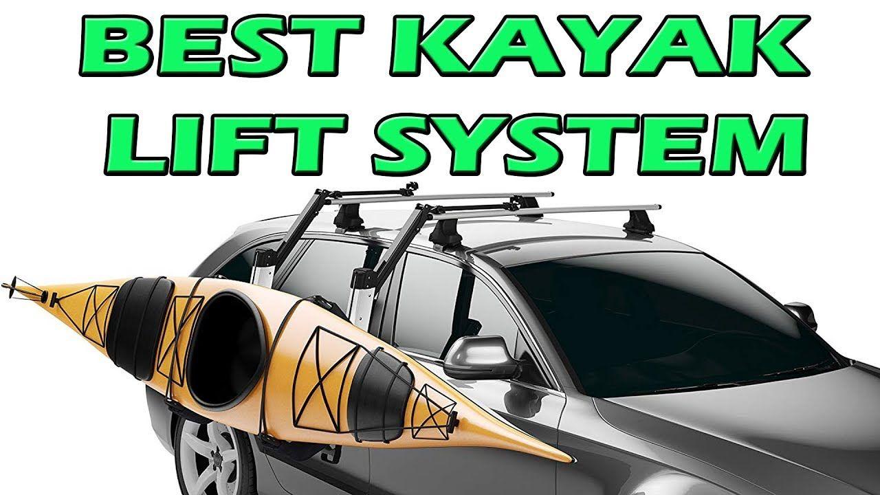 Best Kayak Roof Rack 2019 Kayak roof rack, Roof rack