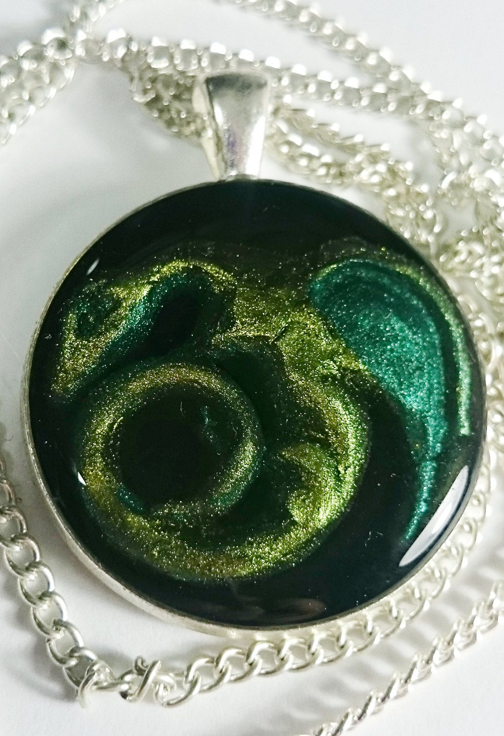 Dragon Hand Sculpted Resin Pendant by ReluctantFemme on ... - photo#22