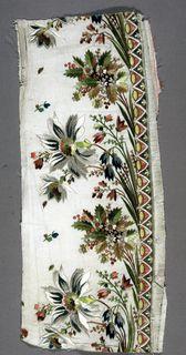 Waistcoat (France), late 18th century