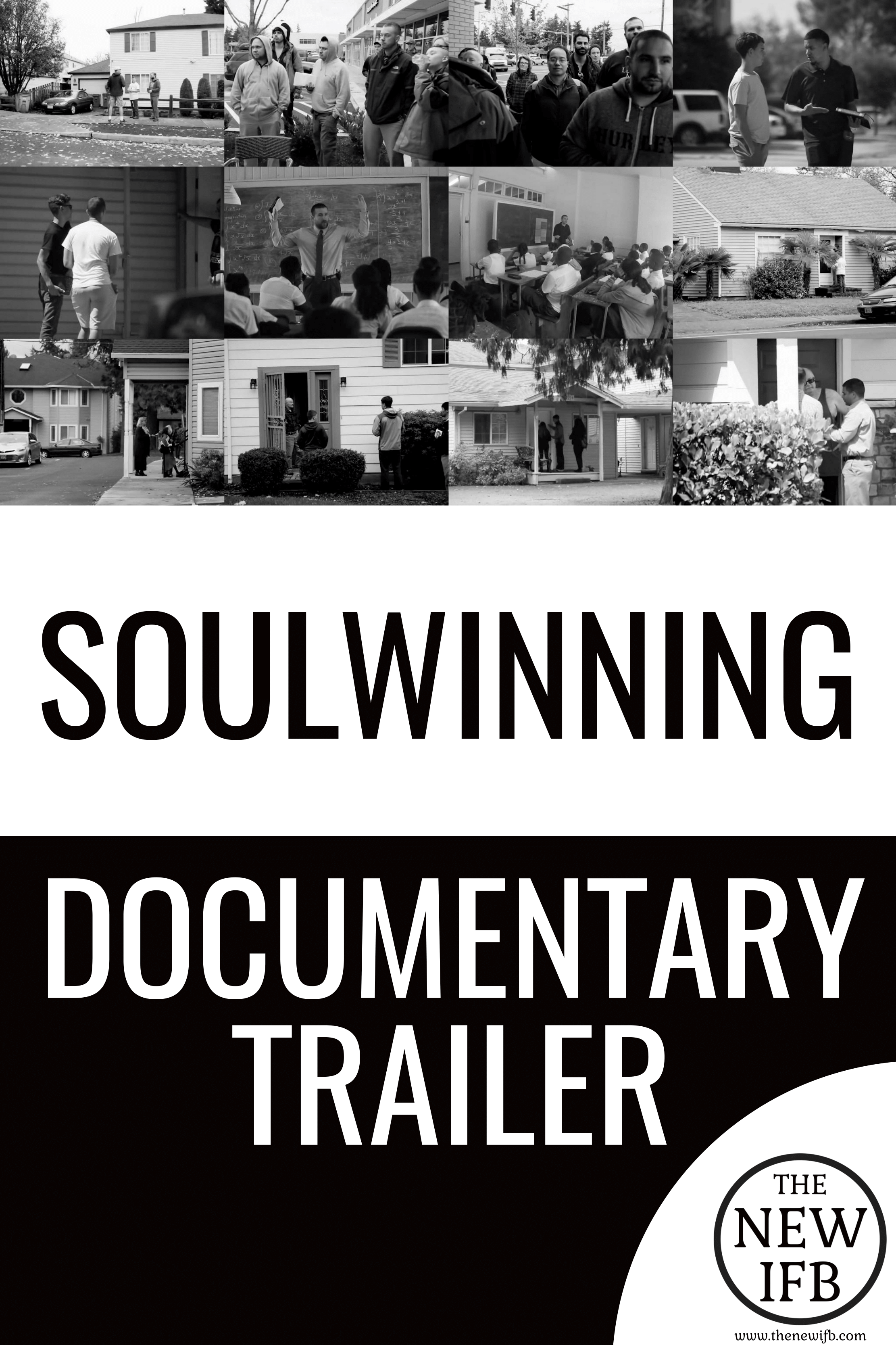 Watch the trailer for an upcoming documentary about preaching the