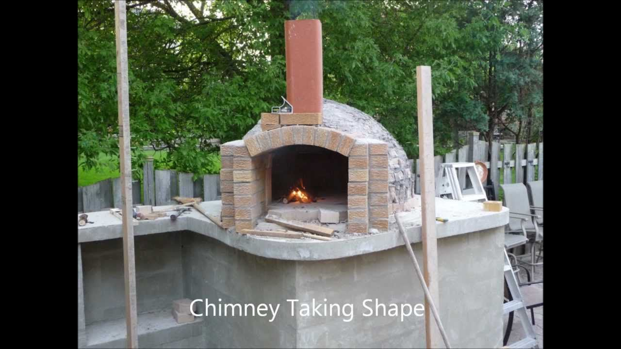 Building A Authentic Italian Wood Burning Pizza Oven Pizza Oven Backyard Pizza Oven Pizza Oven Outdoor Diy