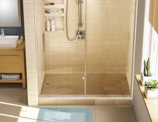 Bathtub Replacement With Redi Base Shower Pans With Images