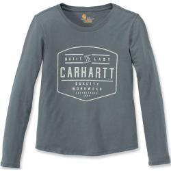 Photo of Carhartt Lockhart Camicia a maniche lunghe da donna Grigio Verde M Carhartt