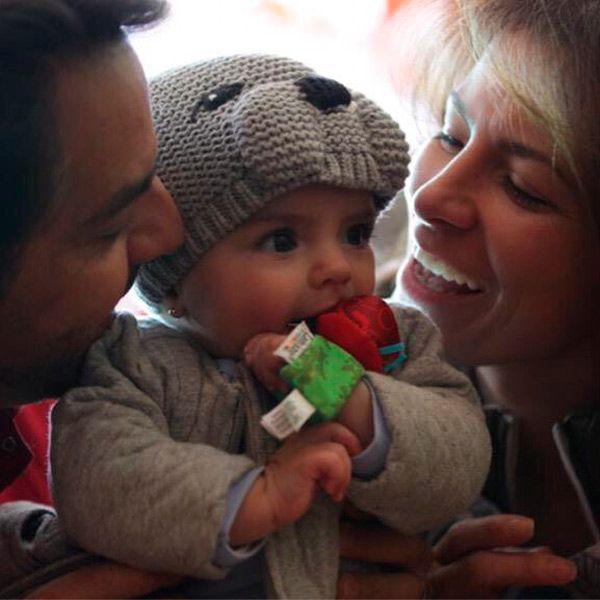 Aitana Derbez Cumple Un Ano De Edad Rodeada De Mucho Amor Mensajes De Cumpleanos Hijo Hijos De Famosos Felicidades A Mi Hermana