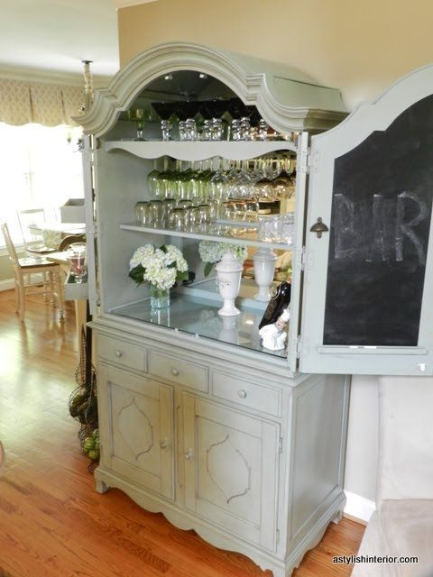 Exceptionnel A Stylish Interior: Paula Deen Bar Armoire