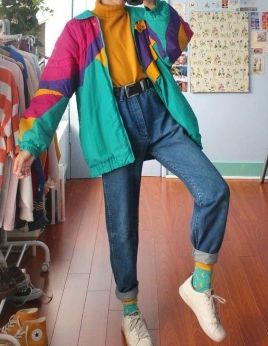 Rock der 90er Jahre Mode Mit Unseren Styling-Tipps - Society19 UK #90ermode
