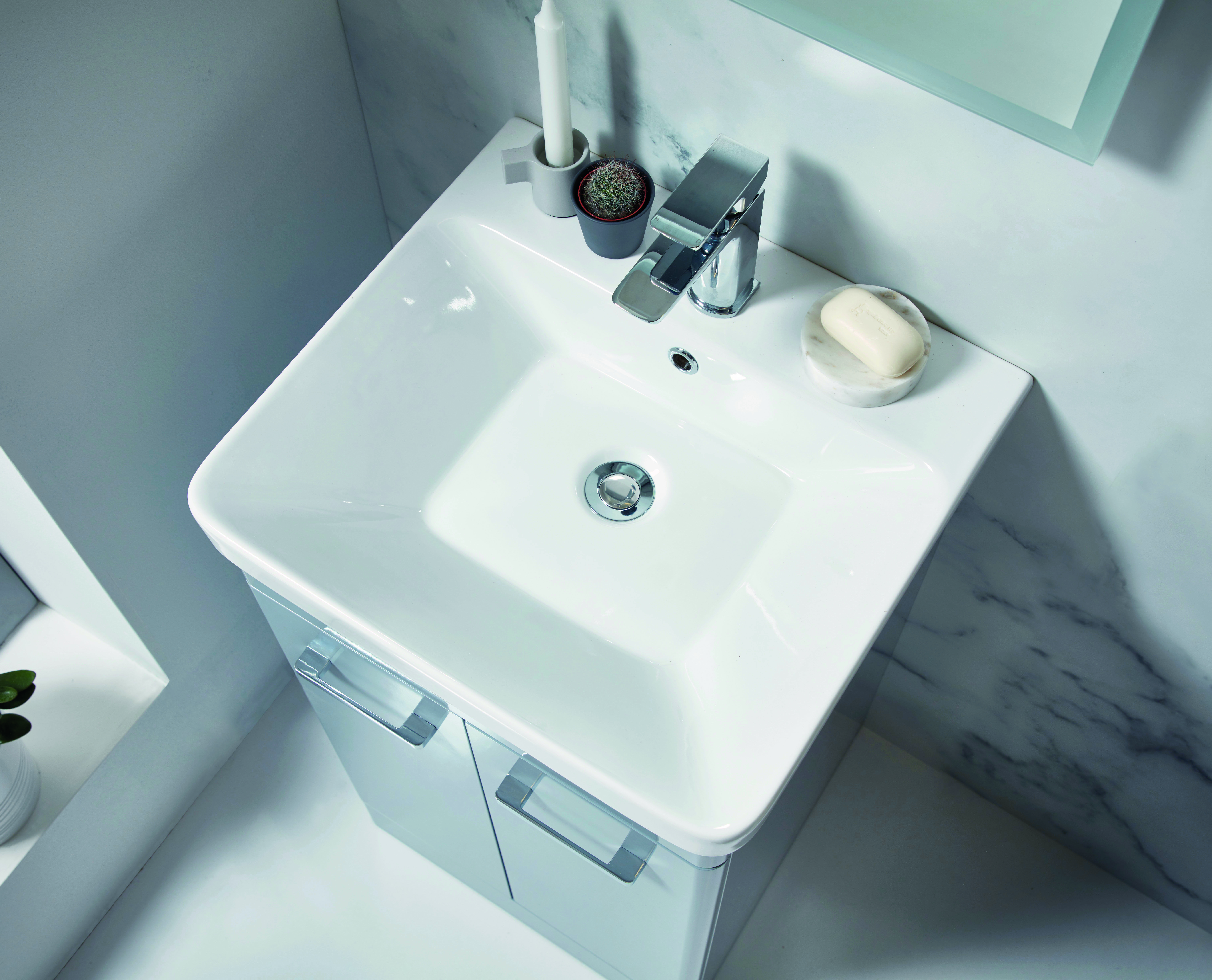 Bespoke bathroom storage in any style you fancy