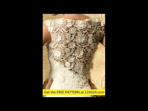 Crochet Lace Tunic Crochet Lace Cardigan Free Lace Crochet Patterns