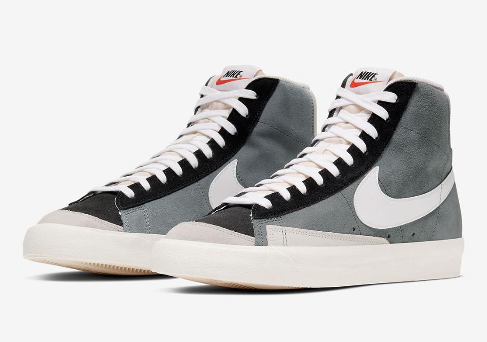 Nike Blazer Mid 77 Vintage Ci1167 001 Release Info Sneakernews Com Nike Blazer Sneakers Fashion Shoes