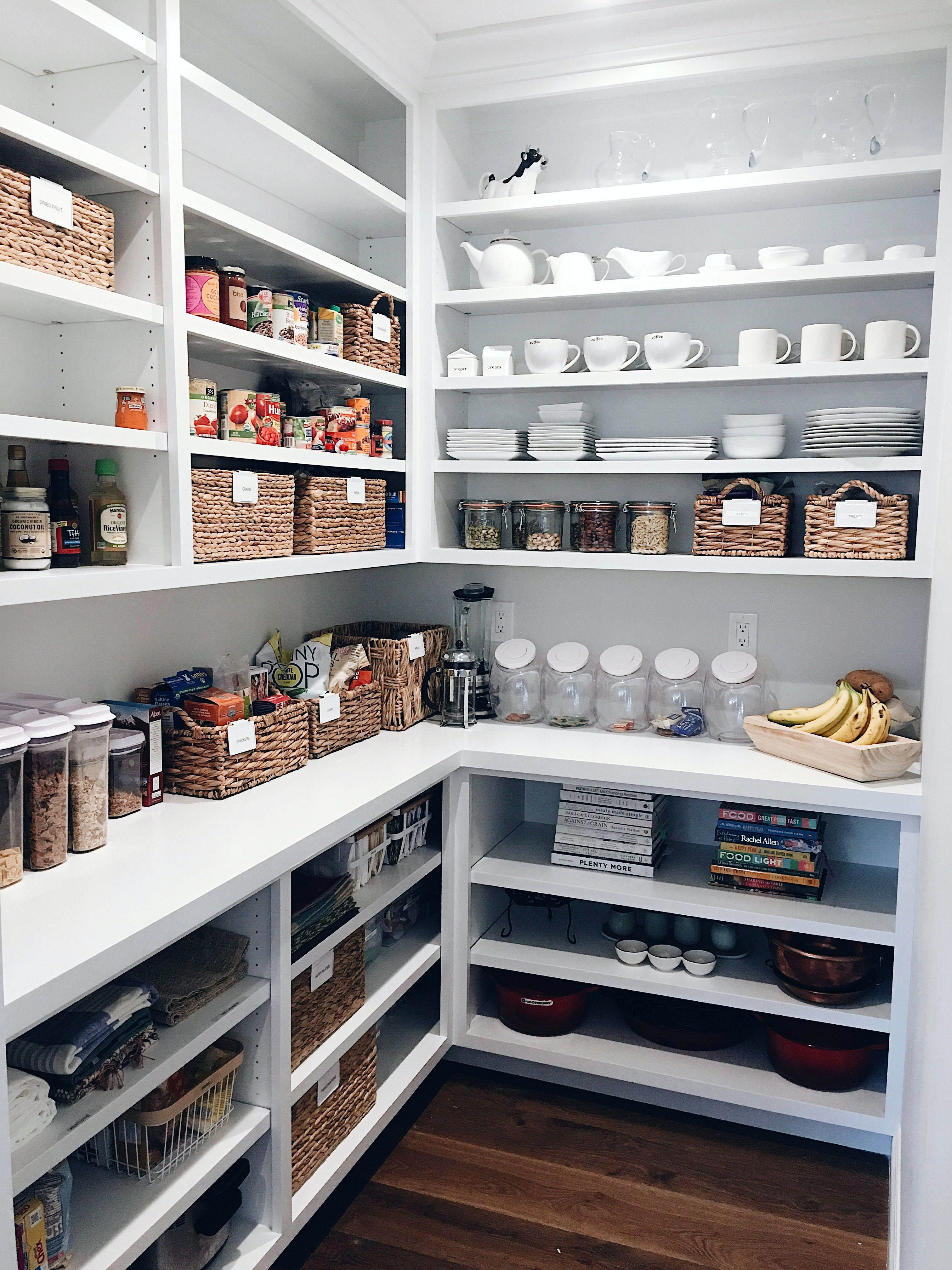 Amazing Pantry Shelving Pinterest Only On Planetdecors Com Kitchen Pantry Design Pantry Decor Kitchen Cabinet Remodel