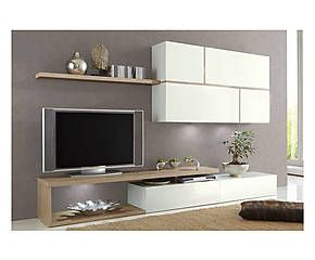 Look metropolitano muebles de sal n modulares westwing for Muebles kit salon