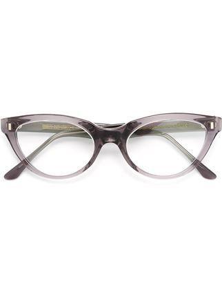 9b7bb11ee7c Cutler   Gross lunettes de vue à monture papillon