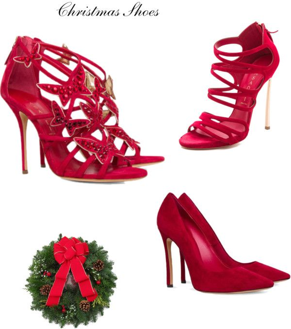 #Christmas #Shoes
