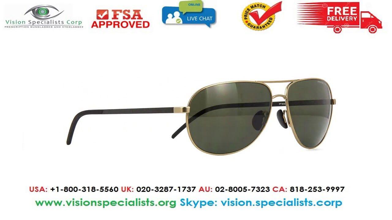 d88184fc24 Porsche Design Porche Design 8651 B Polarised Sunglasses