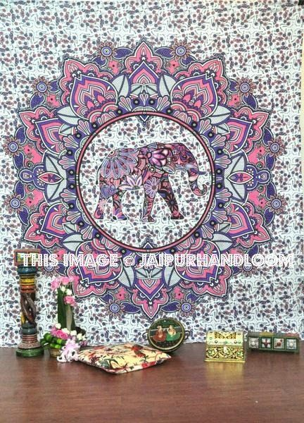 Pink Extra Large Tapestries Hippie Wall Hanging For Dorm Room Wall Decor Magical Thinking Tapestry Mandala Tapestries Wall Hangings Mandala Wall Hanging