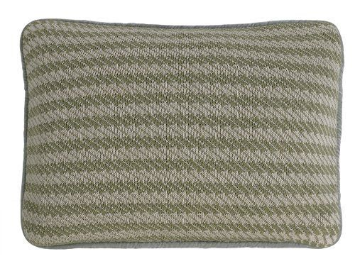 HiEnd Accents Knitted Pillow