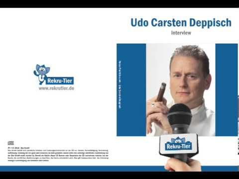 REKRU-TIER Interview mit SISEL Leader Udo Carsten Deppisch - YouTube
