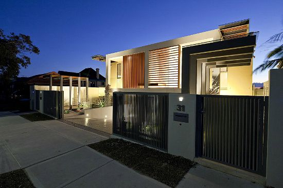 This is Twin Modern House in Dover Heights Sydney Australia