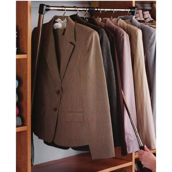 Hafele Closet Wardrobe Lifts | Kitchensource.com $99 For 47 Inch Wide  #kitchensource #