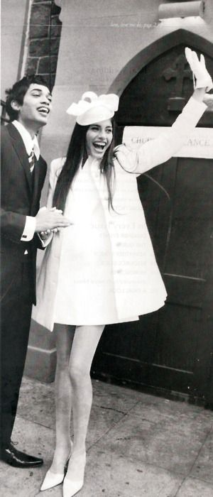 Vintage 60s Wedding Inspiration.   All About Weddings   Pinterest ...