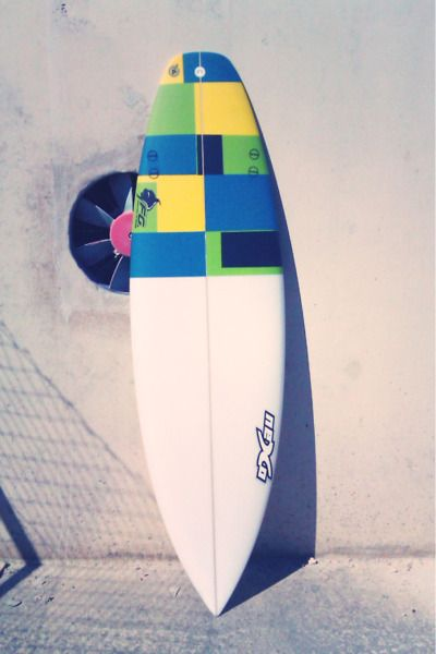 Tabla de surf bull 39 s eye especial para olas peque as shortboard bull 39 s eye especially for - Tablas de planchar pequenas ...