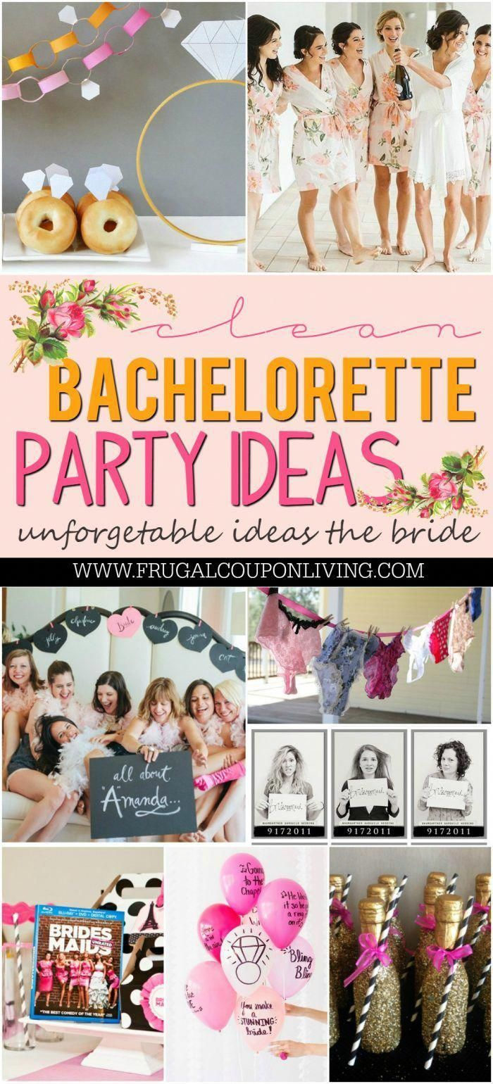 Bachelorette Party Ideas #bachelorettepartyideas
