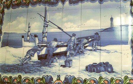 azulejos de Tavira