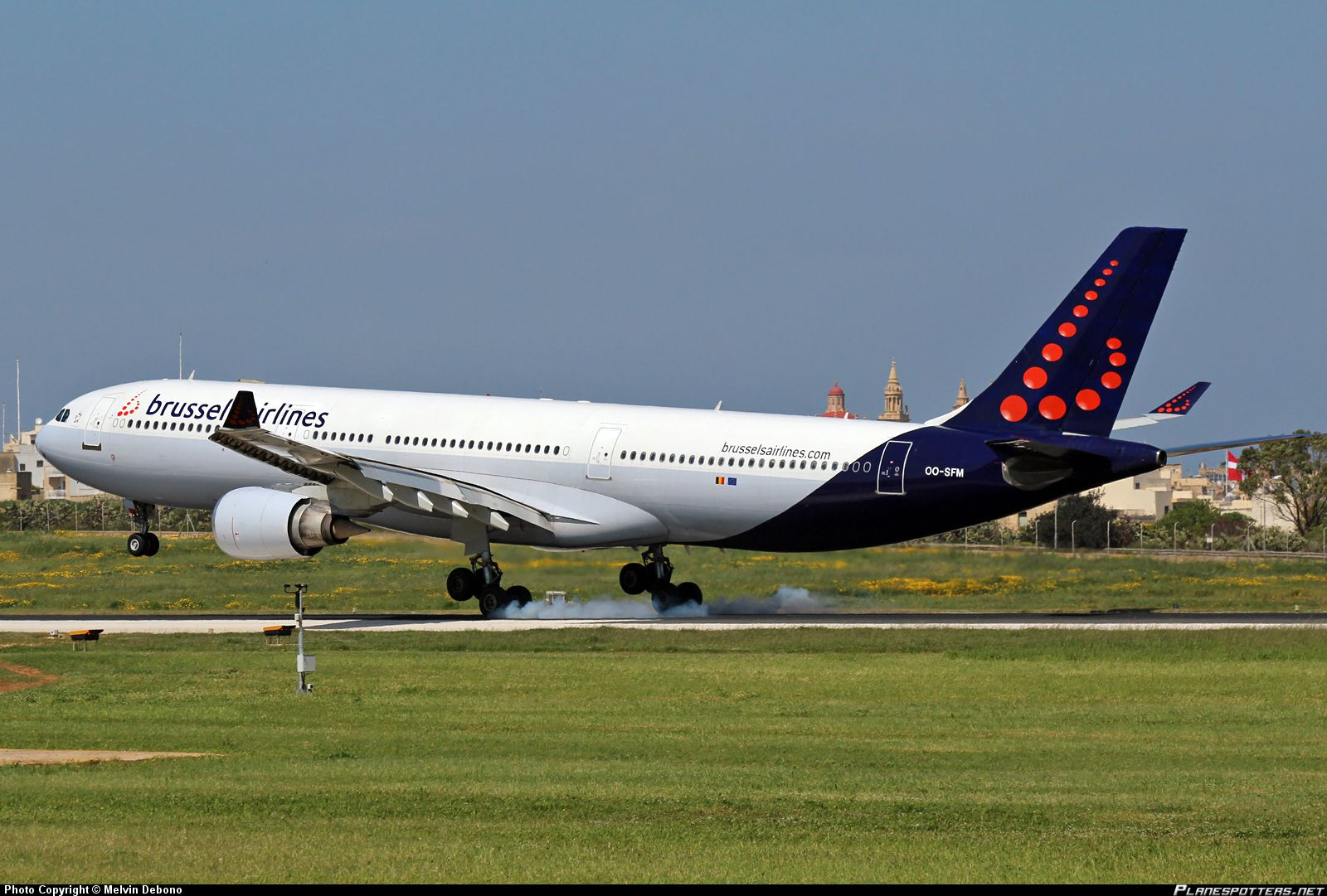 Brussels Airlines resumes flights to India from March 2017