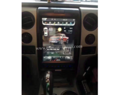 Tesla Style Android Navigation Radio For Ford F