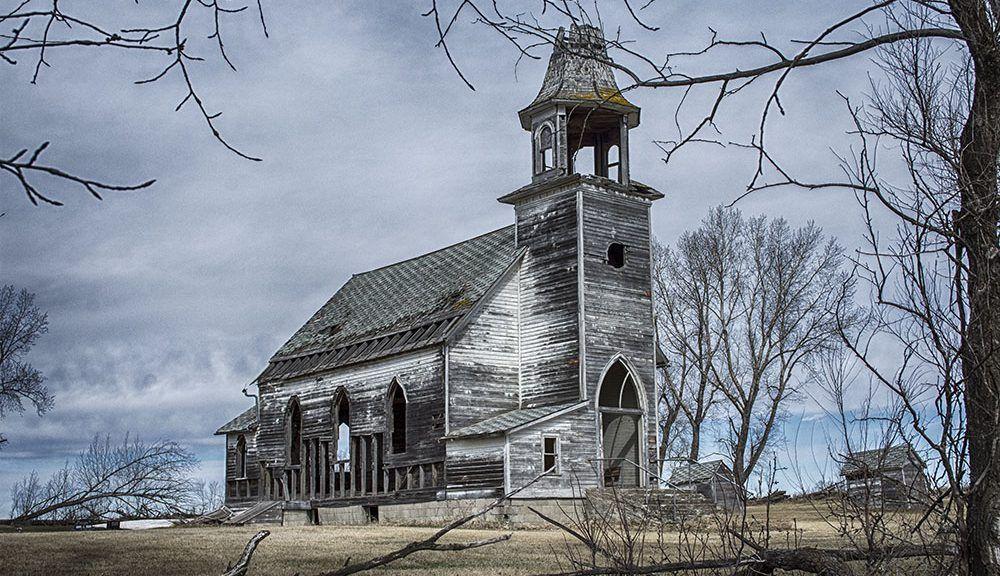 Hurricane lake church church