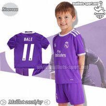 Promo:Flocage James 10 Maillot Foot Real Madrid Violet