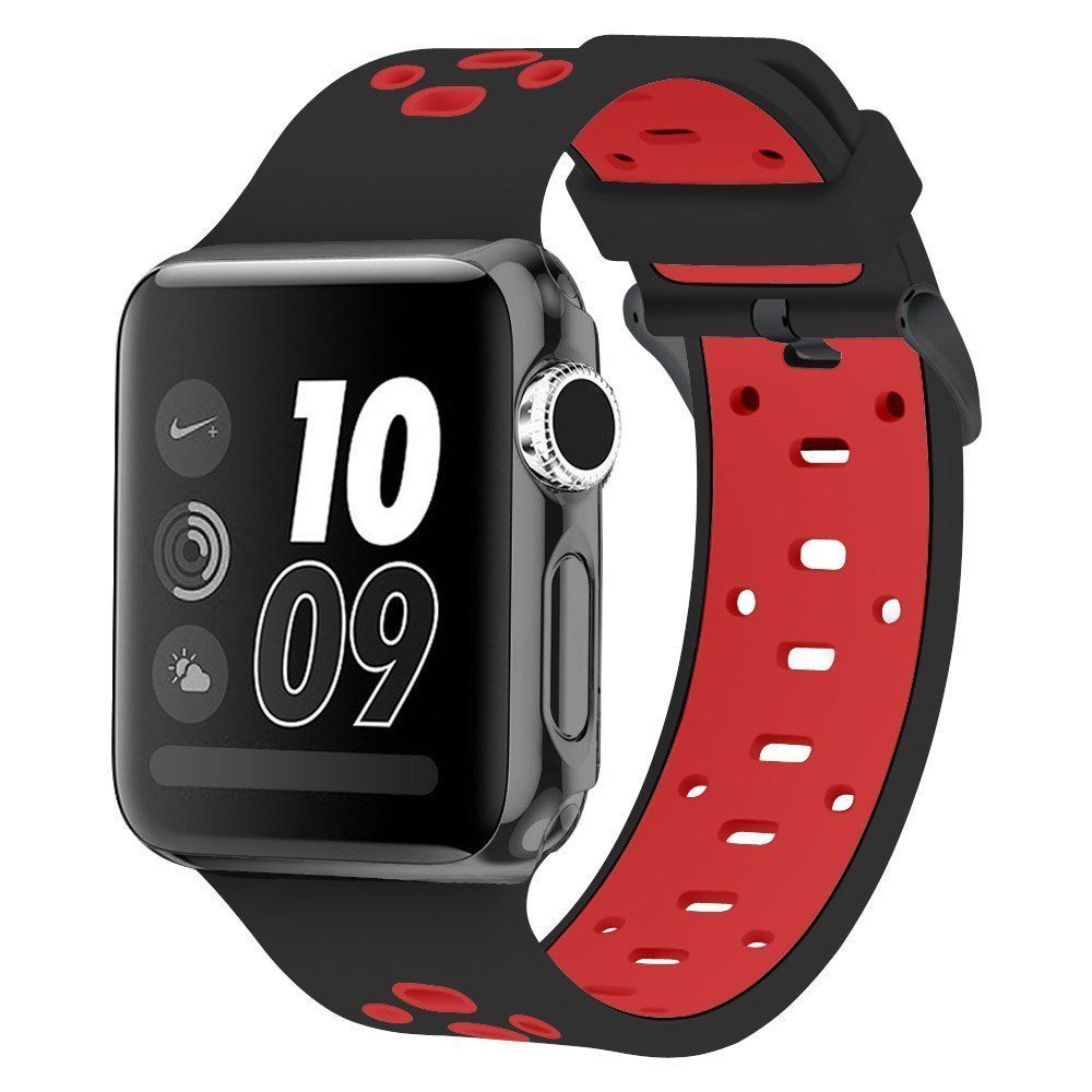 Our Silicone Apple Watch Bands have been designed to fit