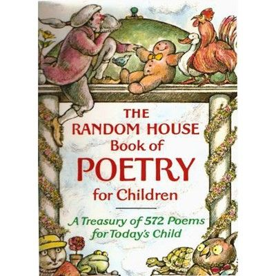 Random House Book of Poetry for Children - my well-loved copy is - copy children's abc coloring pages