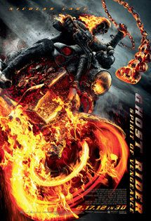 Ghost Rider 2!  Hopefully it'll be better than the first one...
