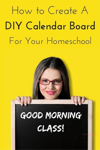 How to create a homeschool morning board, she uses her's for circle time. I like that its so simple. I don't like having to move around pieces and they tend to get lost. This is easy and interactive.