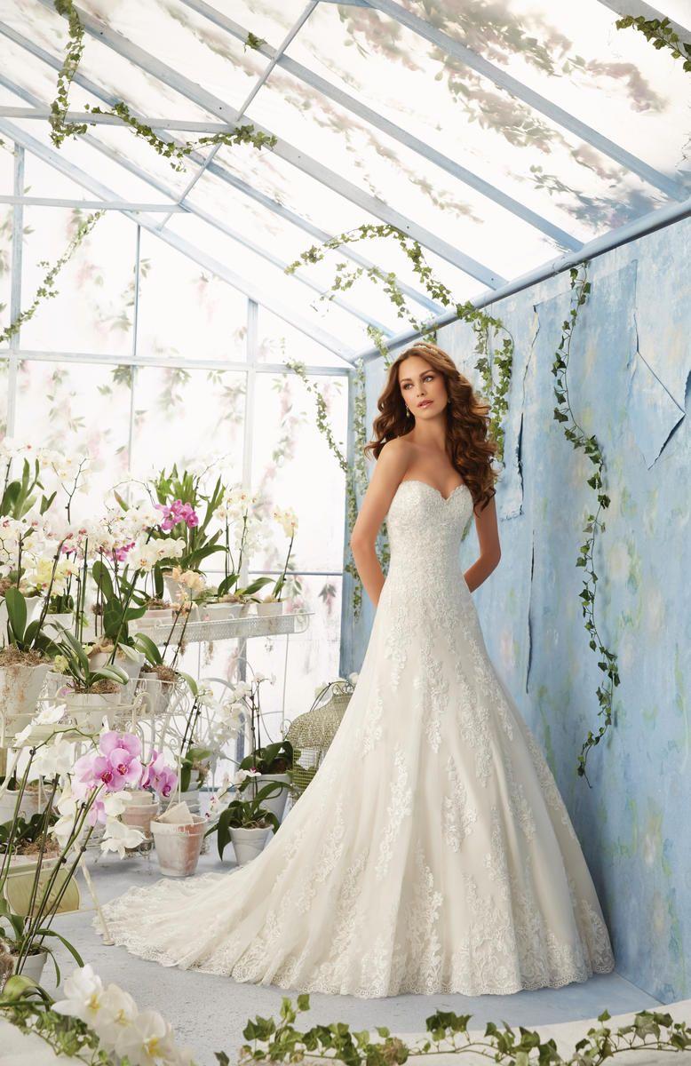 Mori Lee 5404 Size 20 $1,098 - Debra\'s Bridal Shop at The Avenues ...