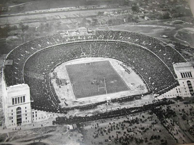 Oct 7 1922 First Game At The Shoe Ohio State Buckeyes Football Buckeye Nation Ohio Stadium