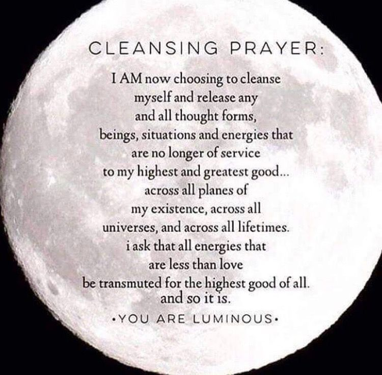 Cleansing prayer quotes to live by pinterest spiritual cleansing prayer thecheapjerseys Images