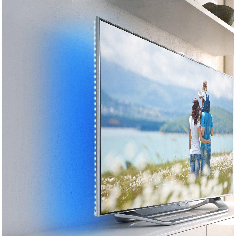 Ruban Led Tv 2 X 05m Bleu Inspire Products En 2019