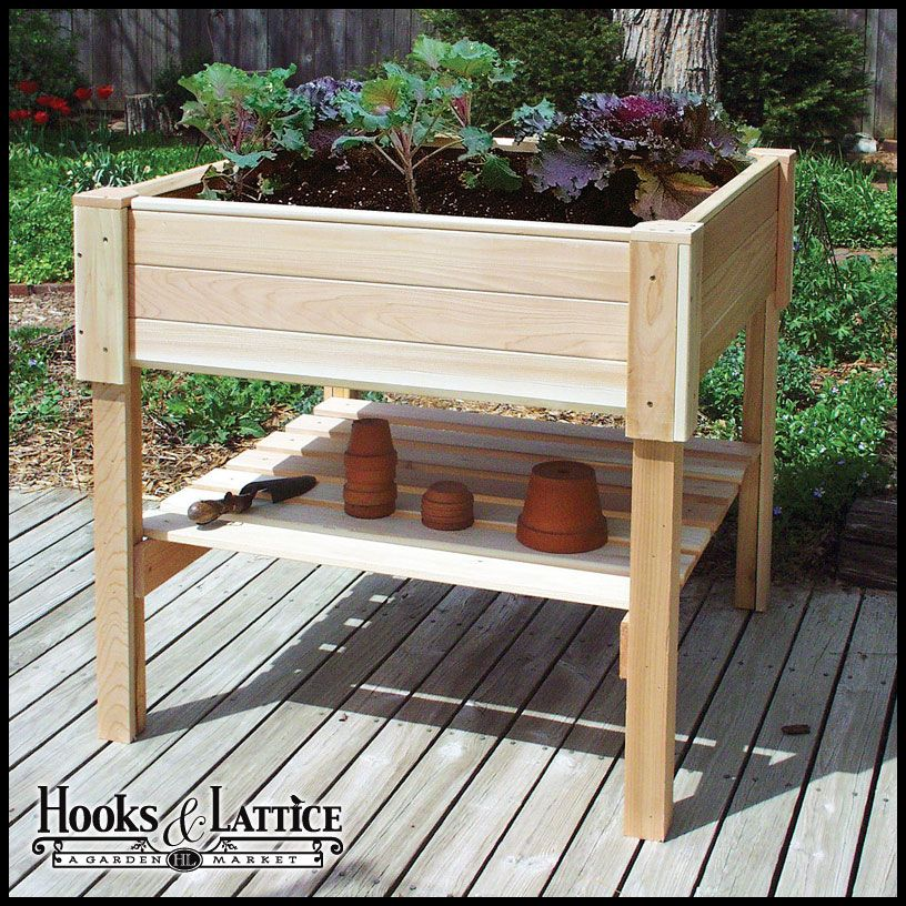 20 Cheap Ways To Improve Curb Appeal If You Re Selling: Raised Bed, Gardens And Cedar