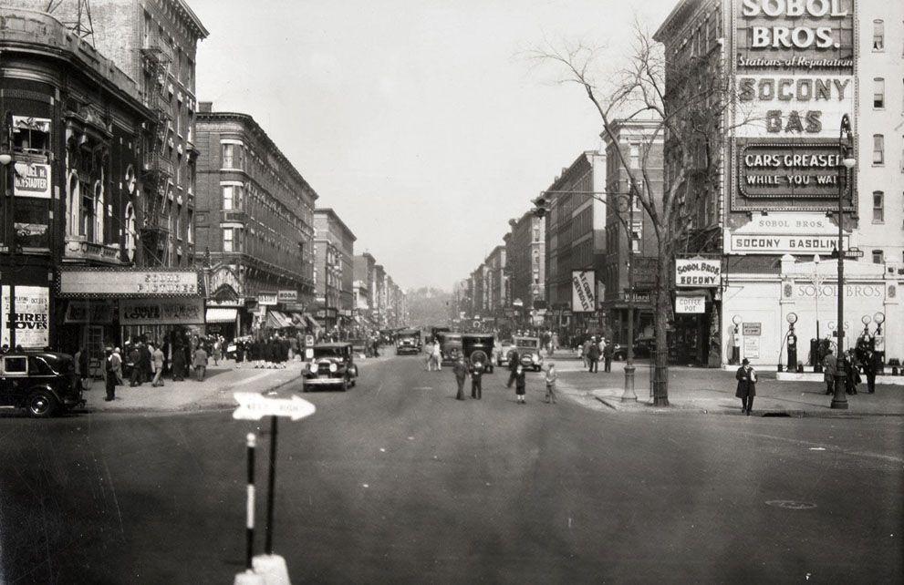 005 5th Avenue & 110th Street, 1929 Historical photos, New