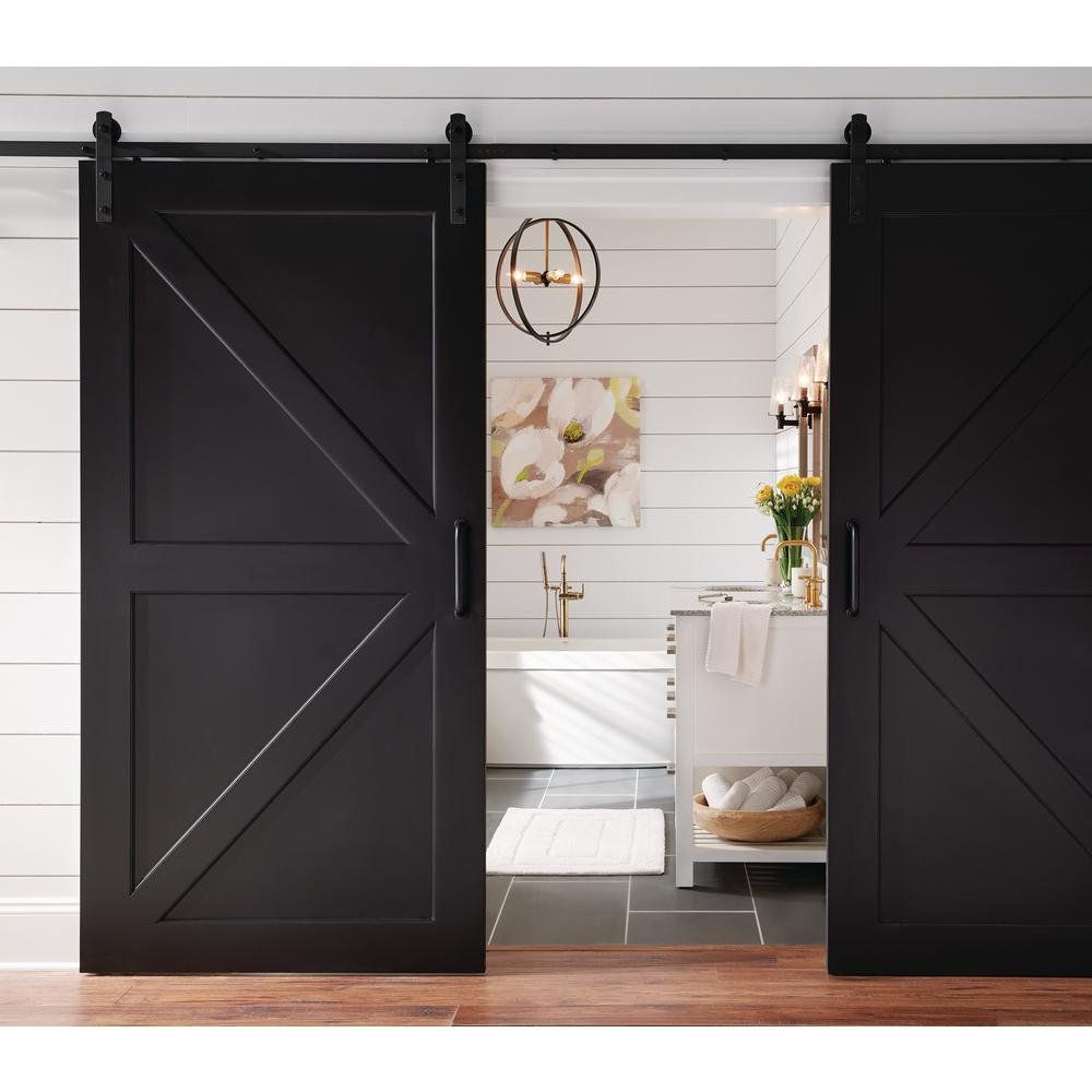 Jeff Lewis Is Now Selling Sliding Barn Doors At The Home Depot
