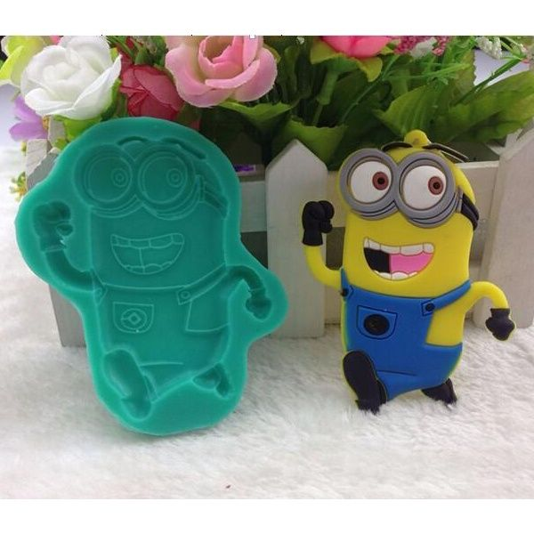 Bob Minion Silicone Mould Bakeware