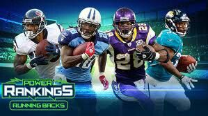 NFL #Running Backs