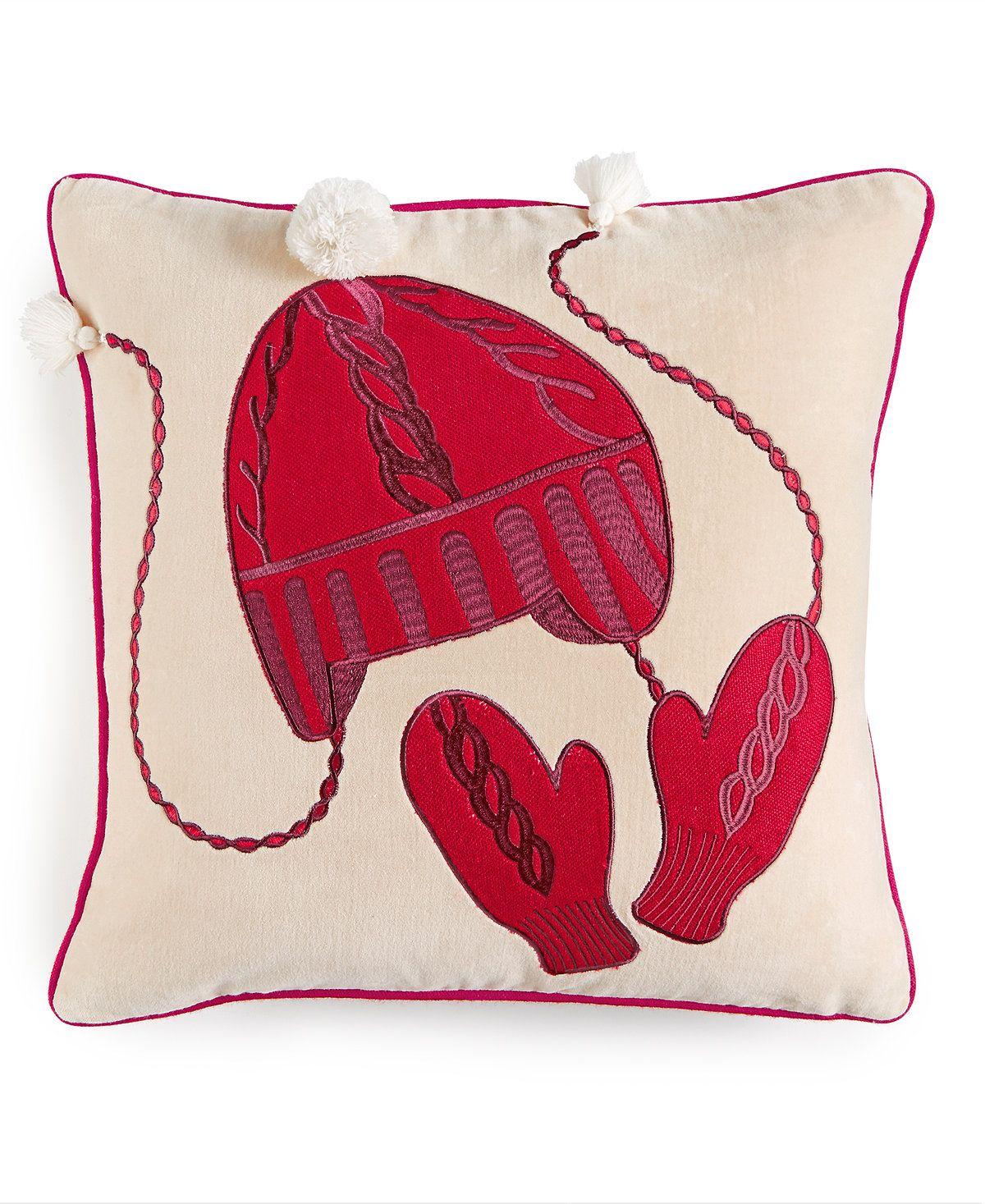 CLOSEOUT! Martha Stewart Collection Winter and Animals Decorative ...