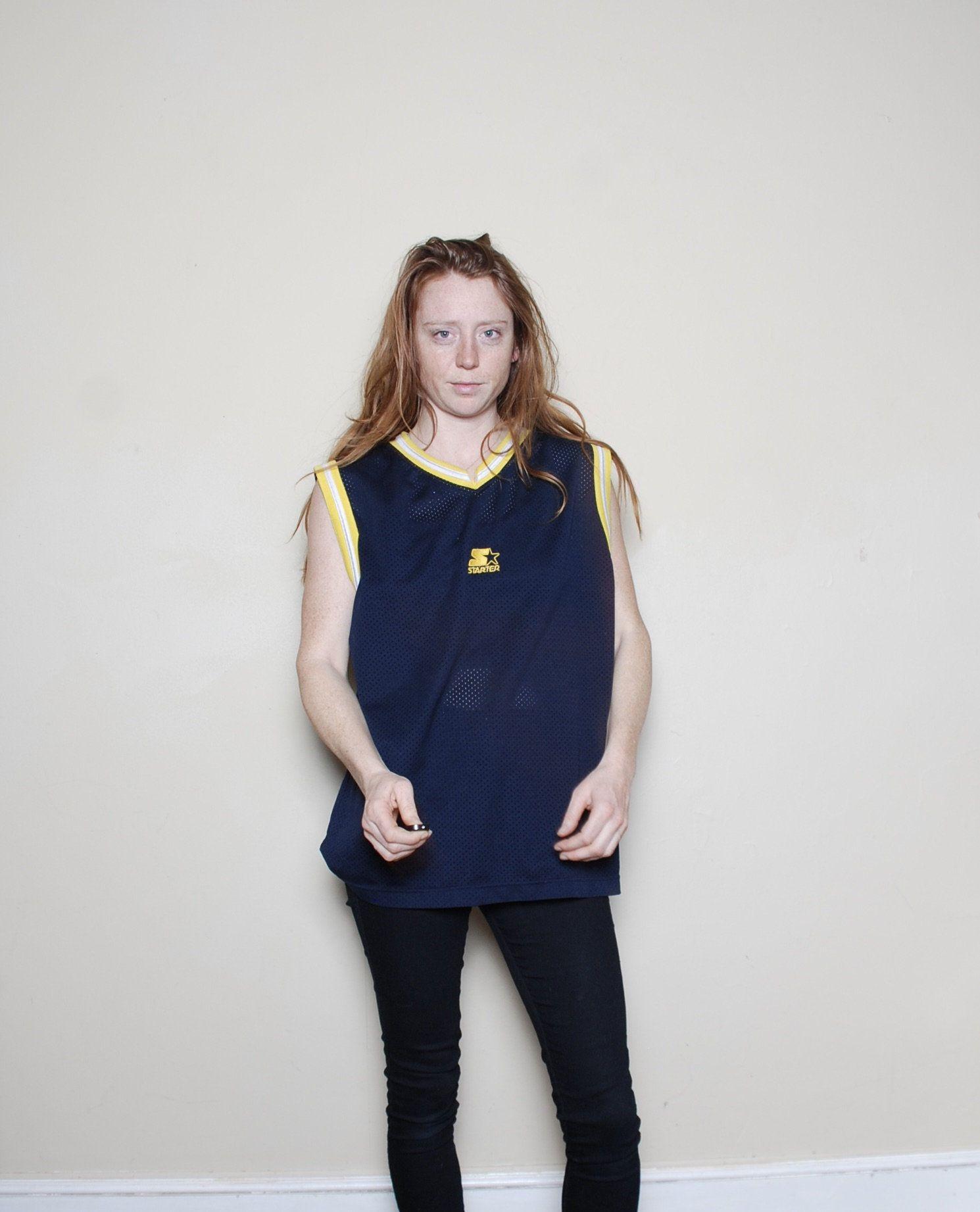 sports jersey dress sleeveless