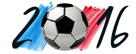 Football, Championnat D'Europe, Bannière