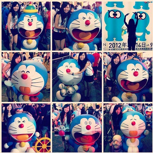 成百隻Doraemon好趣稚 #Doraemon #hk #多啦A夢誕生前100年祭 - @tammilau   Webstagram