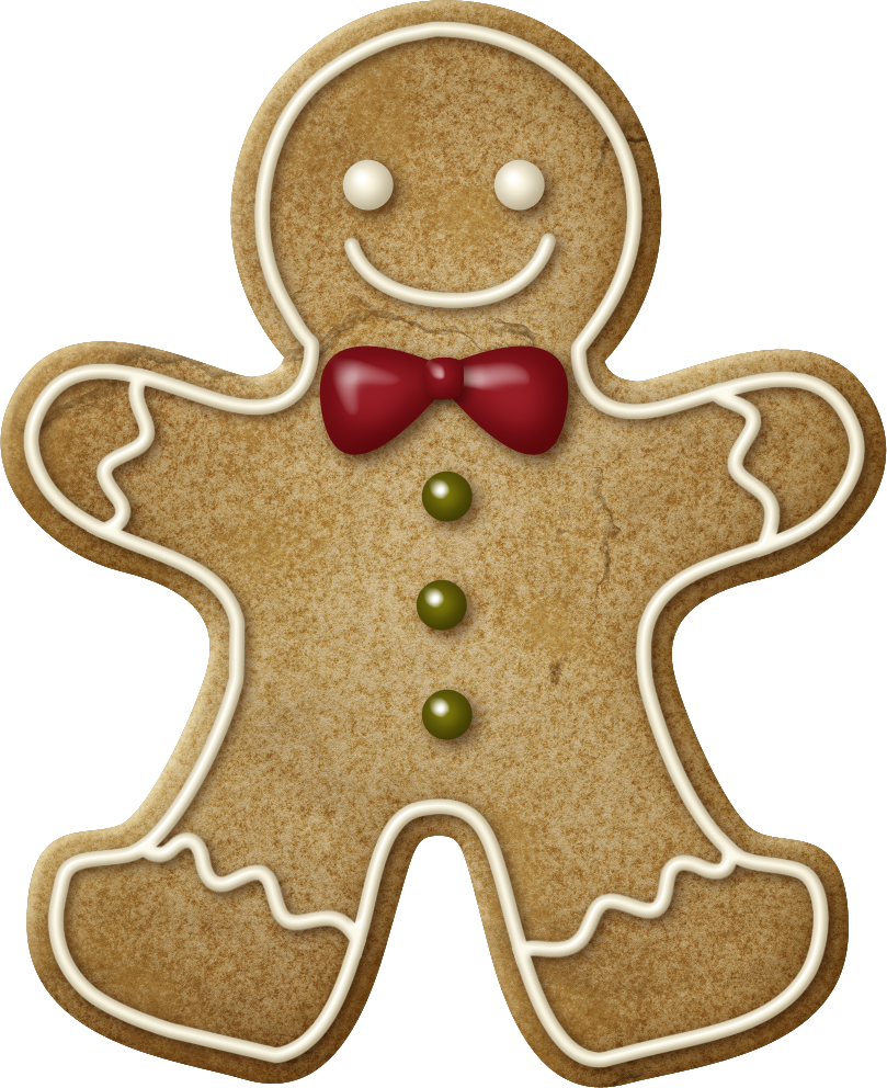 Gingerbread man clipart make a garland from it or enlarge it to gingerbread man clipart make a garland from it or enlarge it to for your cookie voltagebd Image collections