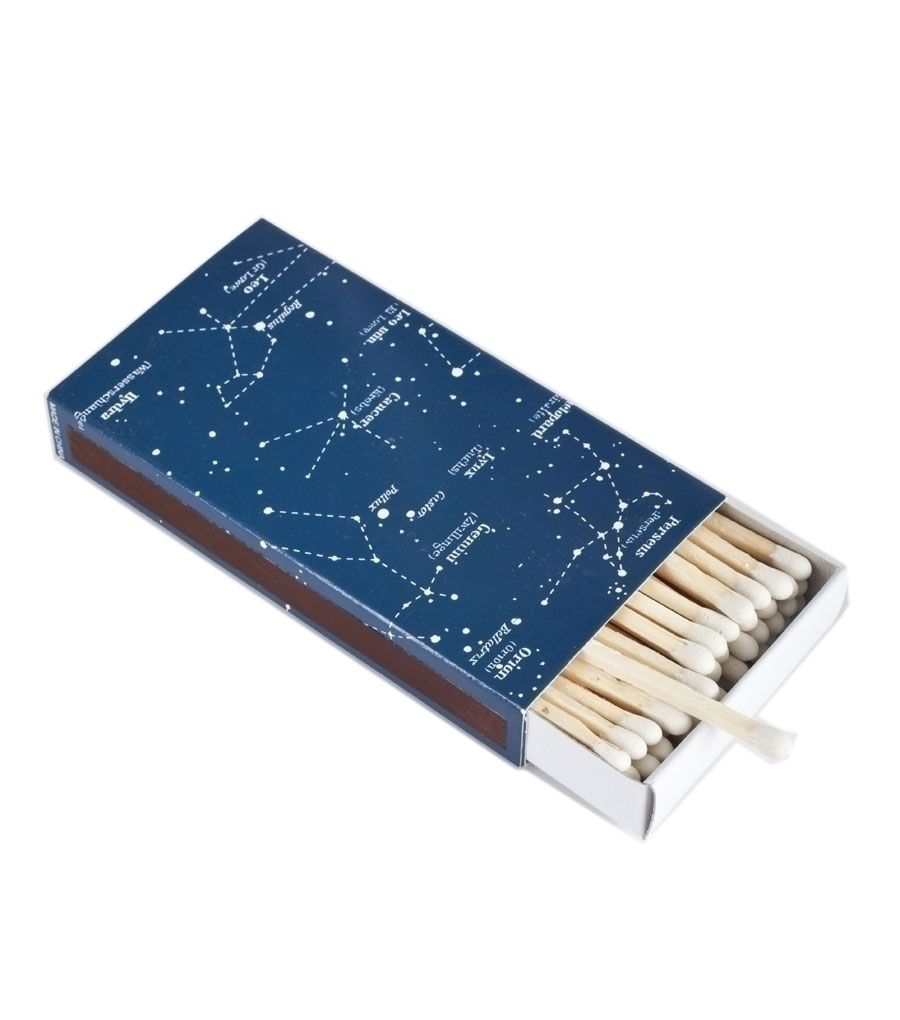 Catbird :: shop by category :: HOME & GIFTS :: Constellation Matches